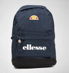 Ellesse Regent II Backpack SST10181 Navy Marl