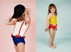 Colección de bañadores infantiles Mini Rodini 2014