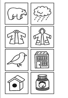 Samenstellingen winterwoorden Cards, Compound Words, Deutsch, Kindergarten, Language, Maps, Playing Cards