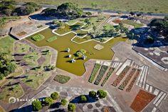 jardim do cristais/ Burle Marx/Brasília
