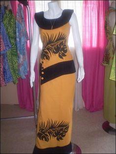 Dress Puletasi Designs