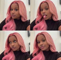 Amazing ❣ Do you agree? Creative Hair Color, Gorgeous Hair Color, Hair Laid, Coloured Hair, Creative Hairstyles, Hair Colorist, Haircolor, Black Girls Hairstyles, Hair Health