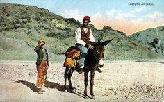 Costumi Siciliani   Postcard