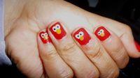 Elmo Nails