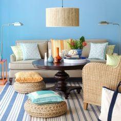 Como usar as cores na decoração de interiores