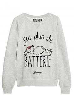 "Sweat ""Batterie"""