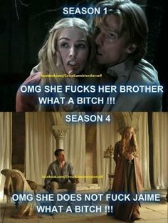 Game of Thrones funny memes Season 4