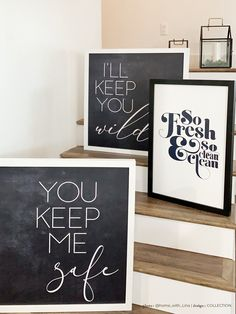 Create Your Own Custom Decor By Simply Uploading A Photo Or Shop Our Designs Home Decor Signs, Diy Signs, Diy Home Decor, Wood Crafts, Diy Crafts, Cricut Creations, Chalkboard Art, Do It Yourself Home, Vinyl Projects