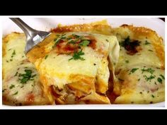 Depois desta receita vocês só vão comer panqueca assim - YouTube Comida Diy, Pasta, Lasagna, Ethnic Recipes, Crepes, Food, Youtube, Oven Pancakes, Savory Pancakes