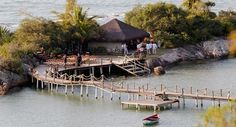 Resort Ponta dos Ganchos-SC*Vista para o mar