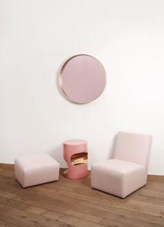 "cathrinabroderick: "" Hervé Langlais for Galerie Negropontes """