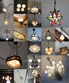 Something Beautiful, Japan Travel, Art Museum, Art Nouveau, Ceiling Lights, Interior Design, Lighting, Classic, Modern