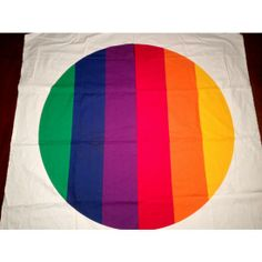"""Strömma Sweden """"Super Dot"""" 1970s Textile #huntersalley"""