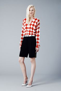 Jonathan Saunders Pre-Fall 2014 - Collection - Gallery - Style.com