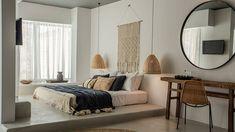 Modern bohemian bedroom design ideas decorating my home style before Bohemian Bedroom Design, Bohemian Bedroom Decor, Bohemian Decorating, Casa Cook Hotel, Home Interior, Interior Design, Design Design, Design Hotel, Design Ideas
