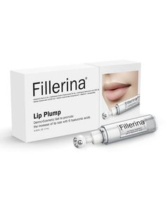 Lip Plump by Fillerina at Neiman Marcus Lip Plumper, Hyaluronic Acid, Active Ingredient, Lip Gloss, How To Apply, Lips, Cosmetics, Neiman Marcus, Beauty Book