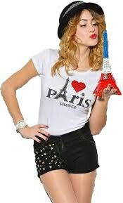 Tini love paris