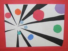 Vanishing Point - Artsonia Lesson Plan