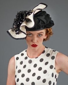 Louise Green - genius milliner