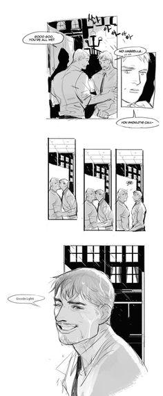 И порция хорошего. [изображение] [изображение] [изображение] [изображение] [изображение] [изображение] Крошечный кусочек тленоты (крошечный, правда!) о том, почему Тони обычно сам за рулём.... — Дневник человека с оружием