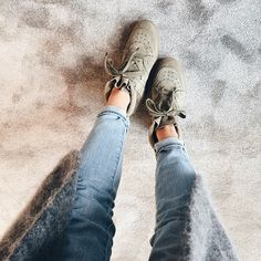 via petrateufel - Isabel Marant Bobby sneakers are now also available in Taupe…