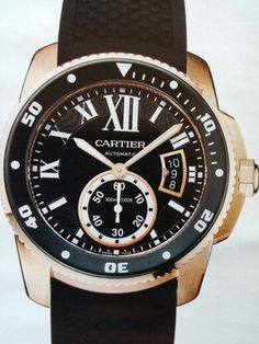 Cartier dive style. Beautiful beyond words.