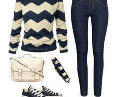 I like this outfit something casual you can wear any day #casual # outfit