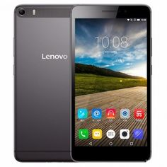 Lenovo PHAB Plus 4G LTE MSM8939 Octa Core 2GB 32GB Android 5.0 Smartphone 6.8 Inch 13MP Camera
