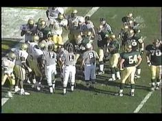 NCAA 1998 Georgia Tech vs Notre Dame Gator Bowl - YouTube