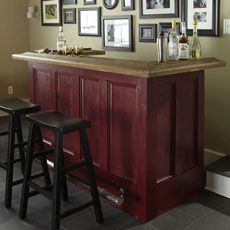 1000 ideas about build a bar on pinterest home bar for How to build a florida room
