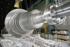 Steam turbines, whether small scale or heavy-duty, are crucial for efficient power plants. GE Power has supplied of the world's steam turbine capacity. Learn more about GE turbine technology. Steam Turbine, Turbine Engine, Mechanical Gears, Welding Jobs, Jet Engine, Energy Projects, Machine Parts, Engine Types, General Electric