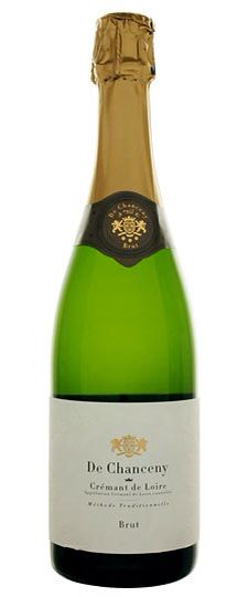 DeChanceny cremant de Loire. Dry with lots of body. Beautiful golden color. Great by itself or as a French 75. Very inexpensive ($16). Taste more like $40.