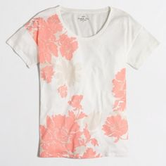 NWT J. Crew Collector Tee Brand new. Same day or next day shipping. No trades and no holds. J. Crew Tops Tees - Short Sleeve