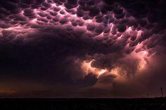 Thunderstorm Near Broken Bow, Nebraska, USA