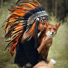 """deepsoulfury: """"Photography with real animals by Katerina Plotnikova """""""