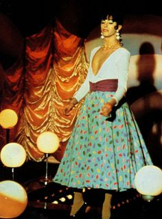 More Bowie in drag.