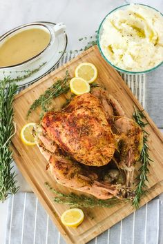 How to Cook a Turkey | Favorite Family Recipes