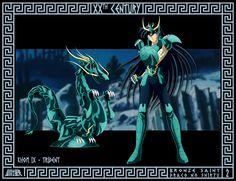 shiryu de dragon