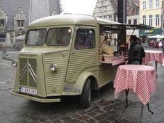 Gent: Citroën HY Sales Car   Flickr - Photo Sharing!