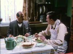 An Inspector Calls: Interview with Hercule Poirot 's Philip Jackson