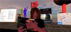 BukTomBlog: Unvollständiger Minirückblick der PEGASUS - Bibliothek in SL 2015