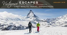 Virtuoso Escapes - January: 34 travel inspirations for 2016