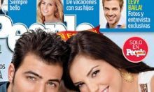 Gaby Espino y Jencarlos Canela presentaron a su primogénito en la edición de abril de 'People en Español'. El actor vive su mejor momento. Busca nuevos mercados. Ver más en: http://www.elpopular.com.ec/49674-%E2%80%9Cnickolas-nos-enamoro%E2%80%9D.html