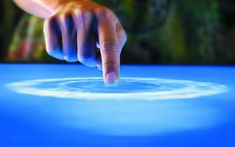 The advancement of touch technology has led to even more interactive learning but to what end? Here's a closer look at what's happening. Microsoft Surface, Samsung Galaxy S3, Digital Technology, New Technology, Educational Technology, Future Of Marketing, Le Cloud, Coaching, Touch Screen Technology
