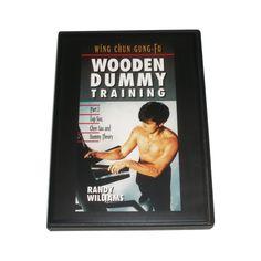 Wing Chun Gung Fu 108 Wooden Dummy Training no. 2 Lop Sau Chee Sau and Dummy Theory DVD