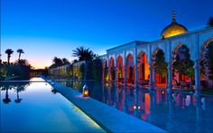 """I'm excited to travel & see mysterious Morocco & indulge in the magical """"Red City"""" of Marrakesh, explore enchanting Medina & feel serenity at the Jardin Majorelle :) #Africa #Morocco #destination #vacation #MustSee #BucketList #Wanderlust #Travel #Jetsetter #CeoFGL"""