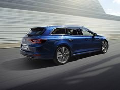 Renault Talisman Estate: it did not drag! Audi, Porsche, Bmw, Ford, Volvo, Jaguar, Peugeot, Renault Talisman, Cars