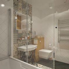 В этом проекте дизайнеры решили объединить изолированные комнаты в одну и зонировать ее при помощи мебели. В результате получилось стильное и функциональное пространство для молодой пары