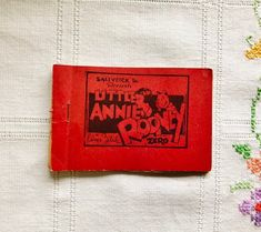 95 00 Where Can You An Antique Little Annie Rooney And Zero Tijuana Book