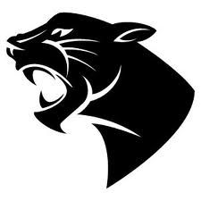 panther stencils on Pinterest | Panthers, Panther Tattoos and Wolves